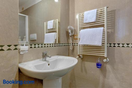 阿马尔菲酒店 - 罗马 - 浴室