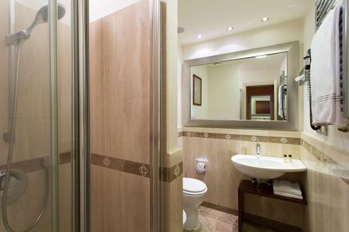 加富尔大酒店 - 佛罗伦萨 - 浴室