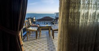 奇尔斯大厦酒店 - 伊斯坦布尔 - 阳台