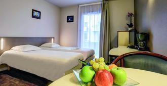 城市公寓雷纳西酒店 - 雷恩 - 睡房