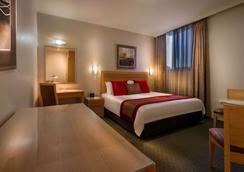 最佳西方旅行酒店 - 墨尔本 - 睡房