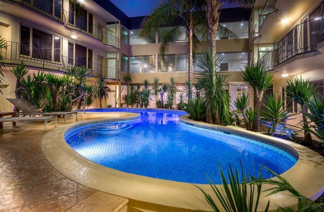 最佳西方旅行酒店 - 墨尔本 - 游泳池