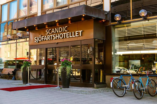 斯堪迪克海运酒店 - 斯德哥尔摩 - 建筑