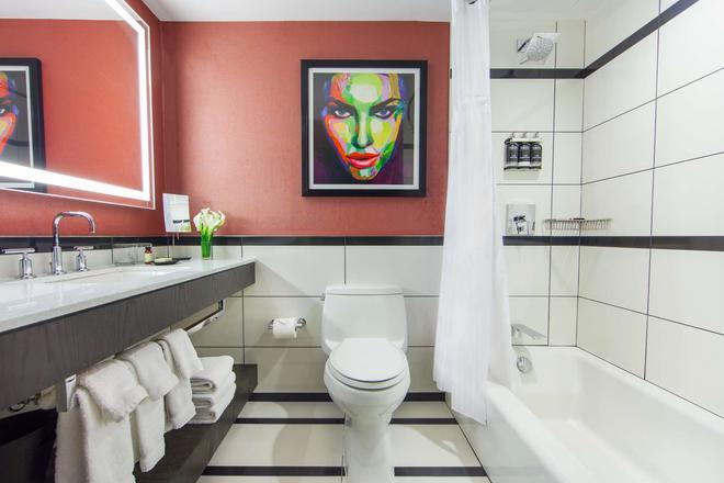 纽约市中央公园酒店 - 纽约 - 浴室