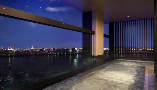 日本环球影城非凡天空spa酒店 - 大阪 - 户外景观