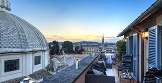 德露西酒店 - 罗马 - 睡房