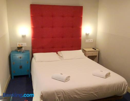 伊图里娜奥斯塔图酒店 - 毕尔巴鄂 - 睡房