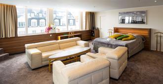 弗瑞德汉姆斯普兰贝斯特韦斯特酒店 - 斯德哥尔摩 - 睡房