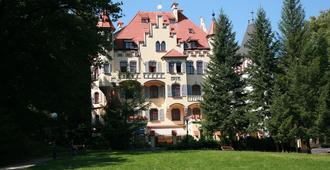 瑞特别墅酒店 - 卡罗维发利 - 建筑