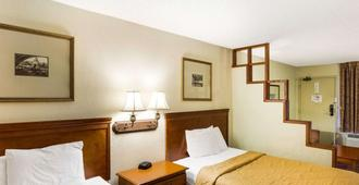 南菲耶斯塔公园罗德威套房酒店 - 圣安东尼奥 - 睡房