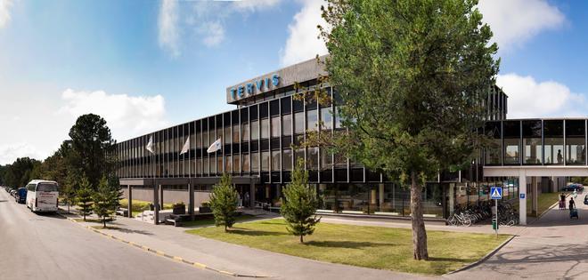特维西Spa酒店 - 派尔努 - 建筑