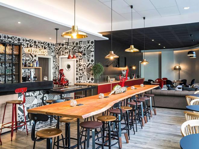 巴塞罗那市博加特尔宜必思尚品酒店 - 巴塞罗那 - 酒吧