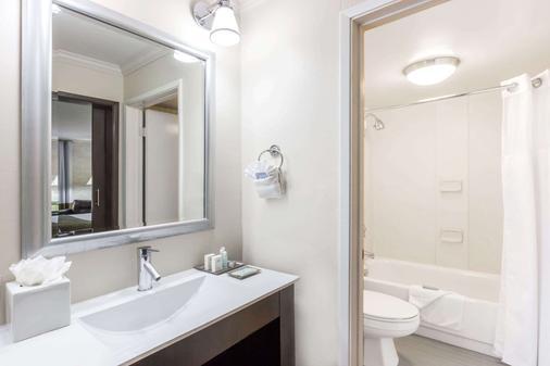 圣何塞机场温德姆花园酒店 - 圣何塞 - 浴室