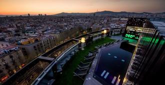 巴瑟罗拉瓦尔酒店 - 巴塞罗那 - 户外景观