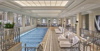 巴黎乔治五世四季酒店 - 巴黎 - 浴室