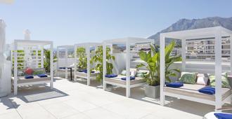 利马酒店 - 马贝拉 - 阳台