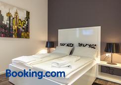 普列里豪华客房酒店 - 斯普利特 - 睡房
