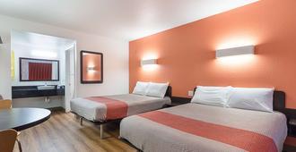 第6弗雷斯诺汽车旅馆 - 北巴求大道 - 弗雷斯诺 - 睡房