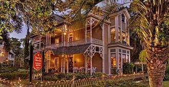 阿米利亚岛威廉斯之家酒店 - 费南迪纳比奇 - 建筑