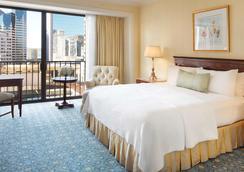 韦斯特盖特酒店 - 圣地亚哥 - 睡房