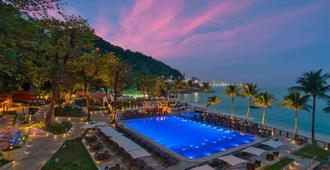 里约喜来登度假大酒店 - 里约热内卢 - 游泳池