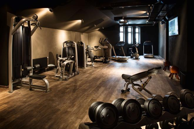 布拉格派塔酒店 - 布拉格 - 健身房