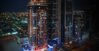 阿联酋航空大酒店公寓 - 迪拜 - 户外景观
