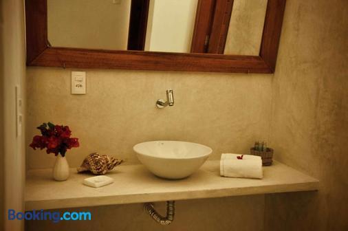 指针旅馆 - São Miguel do Gostoso - 浴室
