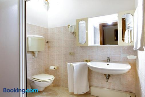 罗坎达戴尔阿克酒店 - 威尼斯 - 浴室
