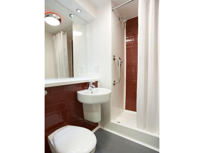 卡蒂夫大西洋码头酒店旅游旅馆 - 卡迪夫 - 浴室