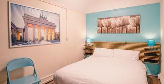 圣克里斯托弗酒店 - 巴斯 - 睡房