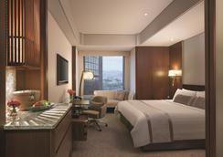 香格里拉台北远东国际大饭店 - 台北 - 睡房