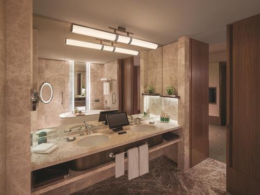 香格里拉台北远东国际大饭店 - 台北 - 浴室