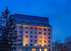 丽笙蓝光酒店-瑞格兰 - 基希訥烏 - 建筑