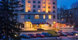 罗格朗丽笙酒店 - 基希訥烏 - 建筑