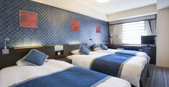 浅草维雅酒店 - 东京 - 睡房