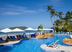 皇家别墅度假村 - 马萨特兰 - 游泳池