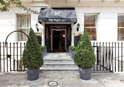 伦敦波特兰农庄酒店 - 伦敦 - 户外景观