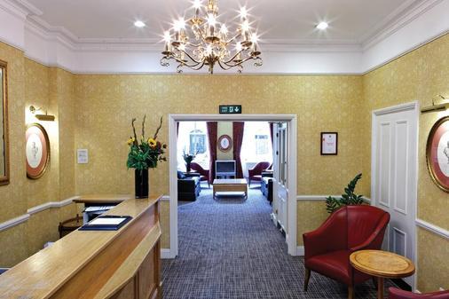 伦敦波特兰农庄酒店 - 伦敦 - 柜台