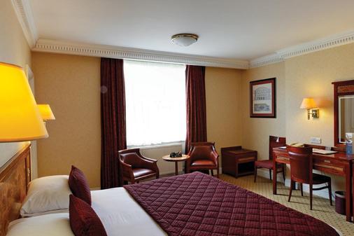 伦敦波特兰农庄酒店 - 伦敦 - 睡房