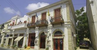 比纳莱斯传统餐厅酒店 - 帕福斯 - 建筑