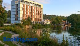 希尔lago餐厅&酒店 - 乌尔姆 - 建筑
