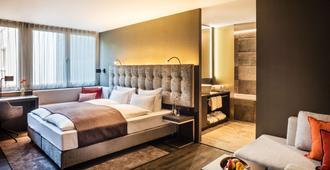 法兰克福萨克斯城市设计酒店 - 法兰克福 - 睡房