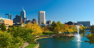 印第安纳波利斯州议会大厦凯悦酒店 - 印第安纳波利斯 - 户外景观