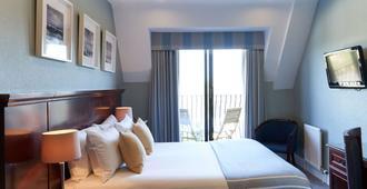贝斯特韦斯特普拉斯康诺特酒店及 Spa - 伯恩茅斯 - 睡房