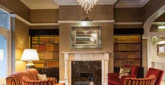 贝斯特韦斯特普拉斯康诺特酒店及 Spa - 伯恩茅斯 - 休息厅