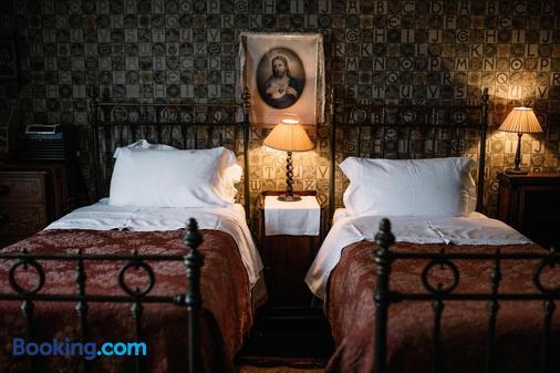 圣本笃 - 维多利亚式住宿加早餐旅馆 - 哈斯丁 - 睡房