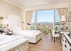 比佛利山庄C先生酒店 - 洛杉矶 - 睡房