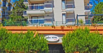 阿特拉斯酒店 - 切什梅 - 建筑