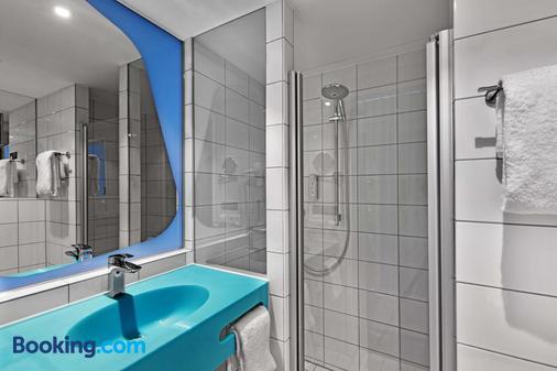 汉堡圣波利普利斯酒店 - 汉堡 - 浴室